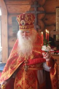 """""""Соборное Богослужение духовенства Кадомского благочиния"""