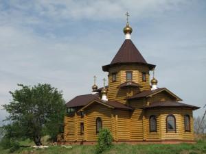 Храм с. Восход