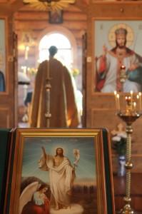 «9 ноября 2014 года, в Неделю 22-ю по Пятидесятнице, в день памяти мч. Нестора,