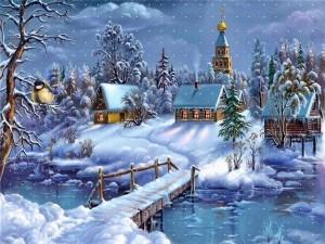Расписание Рождественского Богослужения в Казанском храме с.Восход