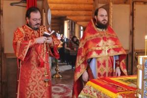 """«19 апреля 2015 года, Богослужение в неделю 2-ю по Пасхе. Антипасха"""""""